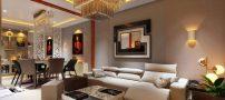 نمونه های جدید طراحی داخلی منزل   نکات مهم در دکوراسیون منزل
