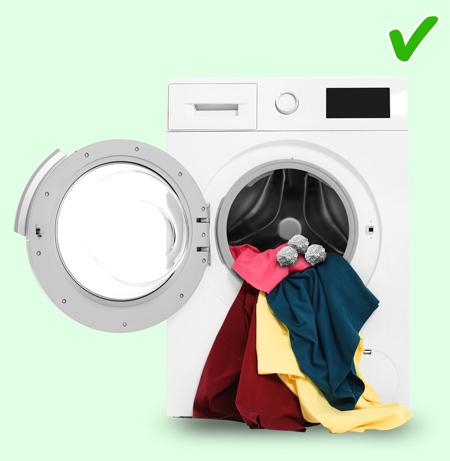 نکاتی برای شستشوی لباس های کثیف با ماشین