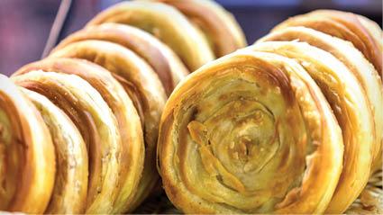 بهترین و با کیفیت ترین نان های جهان (عکس)