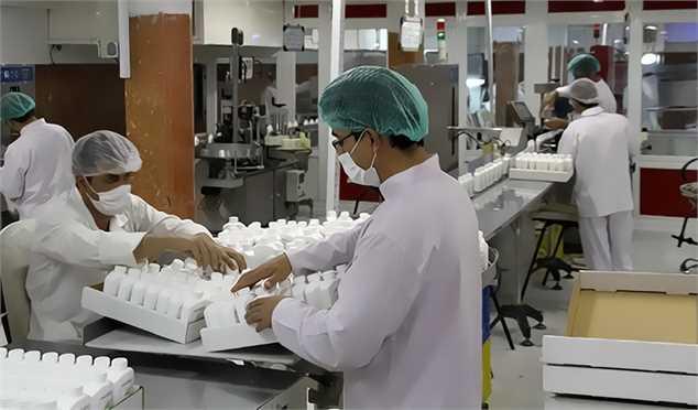صنعت تولید دارو در کشور بسیار ارزشمند است
