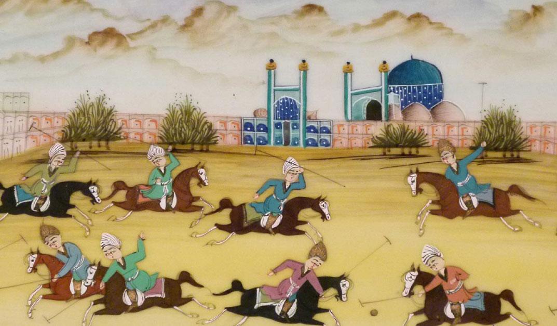 آشنایی با بازی های محلی اصفهان (عکس)