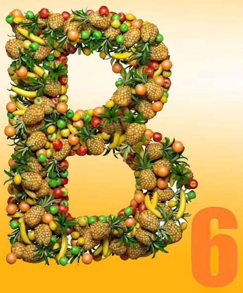 نیاز بدن به ویتامین B6 + عملکردهای ویتامین B6 در بدن