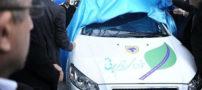 رونمایی از اولین خودروی تمام برقی ایرانی (تصاویر)
