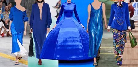 بهترین مدل مانتو به رنگ سال 1399