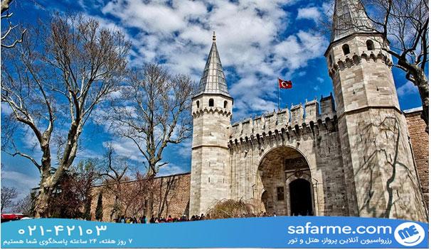 دیدنی های استانبول در نوروز 99 را از دست ندهید!