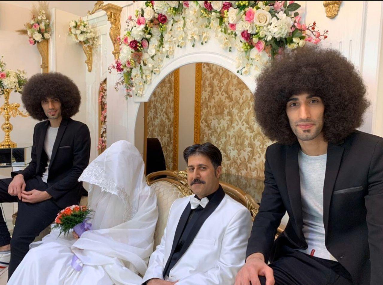 مراسم عروسی رحمت در سریال پایتخت ۶ (نوروز 1399)