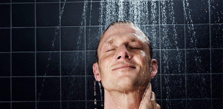 هر روز به حمام نروید !