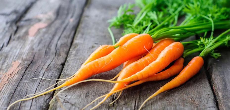 خواص هویج برای سلامتی کودکان