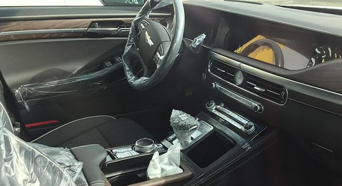خودرو لوکس هیوندای سفارتخانه های خارجی (عکس)