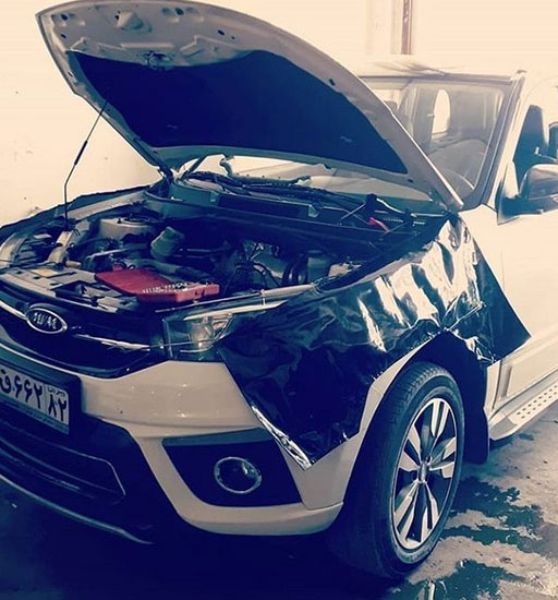 تعمیرگاه حرفه ای خودرو در اصفهان (گروه مهندسین قمصری)