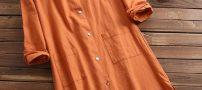مدل پیراهن بلند نخی راحت زنانه 2020