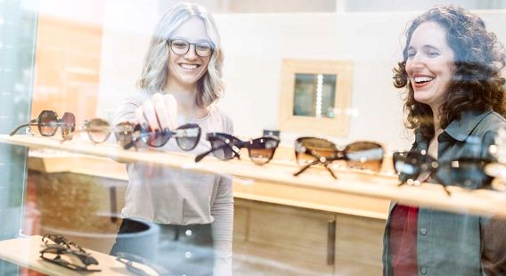 تشخیص عینک آفتابی اصل برای دوران پَسا کرونایی