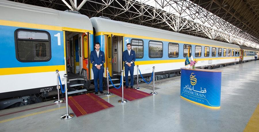 مزایای سفر با قطار   معایب سفر با قطار