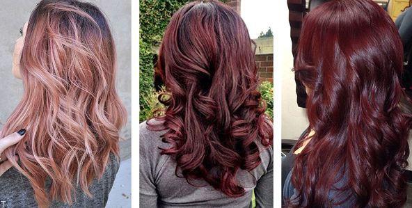 چگونه بهترین رنگ مو را برای چهره خود انتخاب کنید