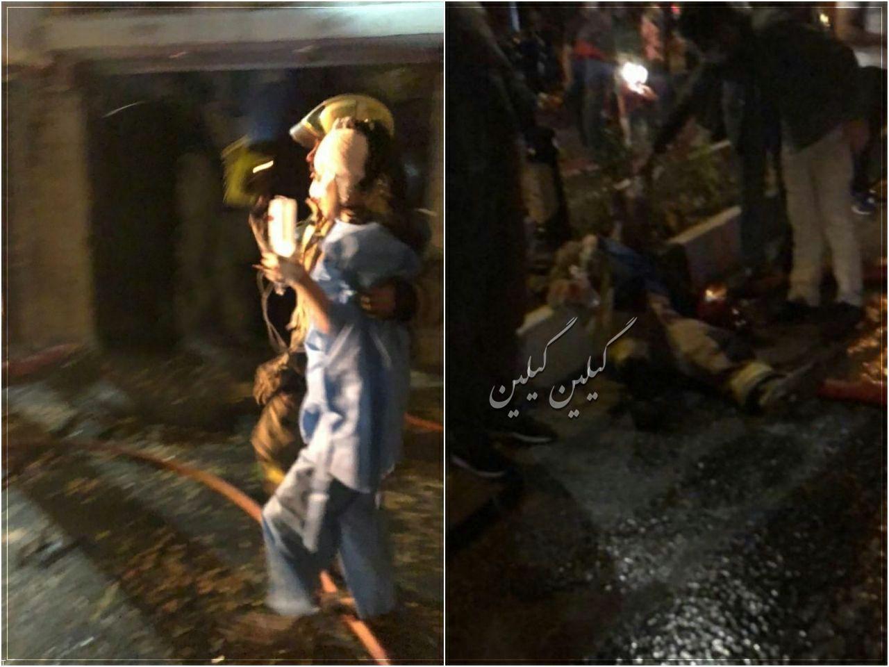 پیام تسلیت رهبر معظم انقلاب درپی آتش سوزی یک مرکز درمانی