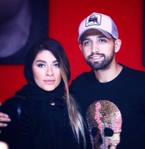 جنجال دعوای محسن افشانی و همسرش سویل تیانی (عکس)