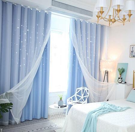 بهترین مدل پرده اتاق خواب (راهنمای انتخاب و مدل پرده اتاق خواب)