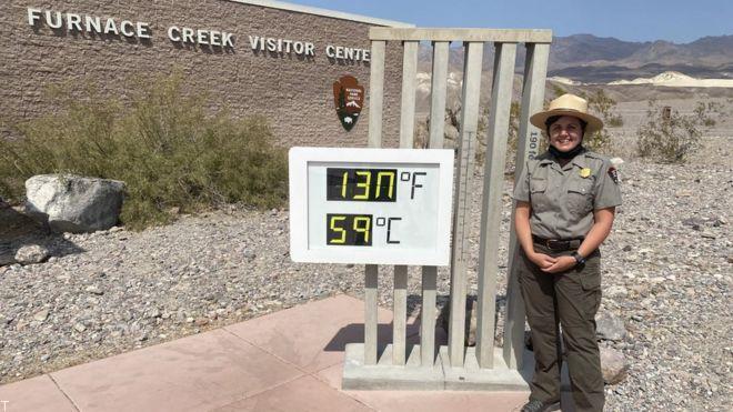 گرمترین مکان جهان کجاست ؟ (زندگی در گرم ترین نقطه جهان)