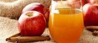 آموزش تهیه کردن شربت سیب + خواص سیب