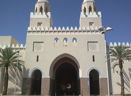 تصاویر مسجد شجره، یکی از زیباترین مساجد مدینه