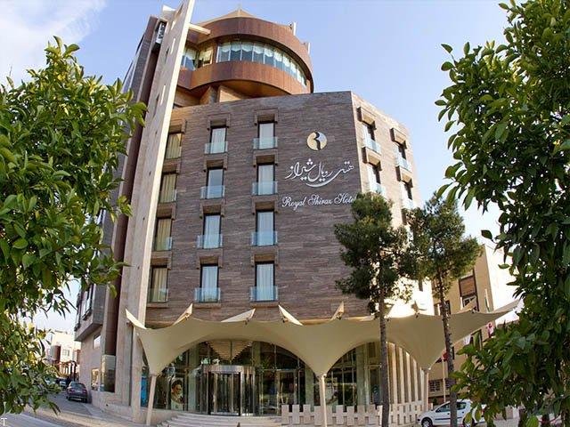 معرفی هتل رویال شیراز