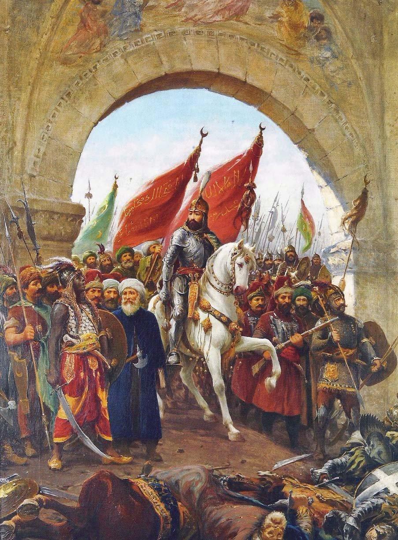 مروری بر تاریخ استانبول