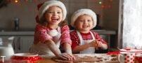 8+1 مدل لباس گرم کریسمسی برای کودکان پسر و دختر