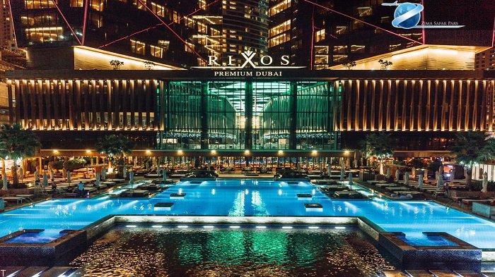تور دبی به همراه هتلهای لاکچری با ارزانترین قیمت