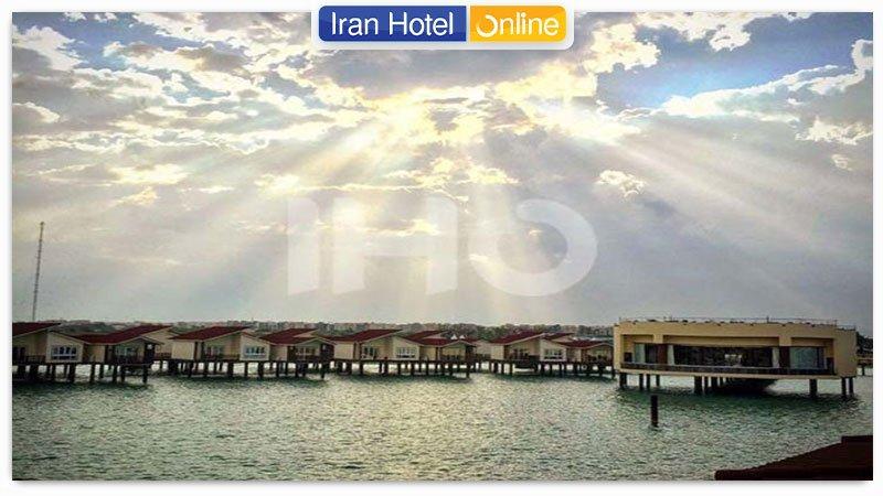هتل ۵ ستاره دریایی ترنج کیش