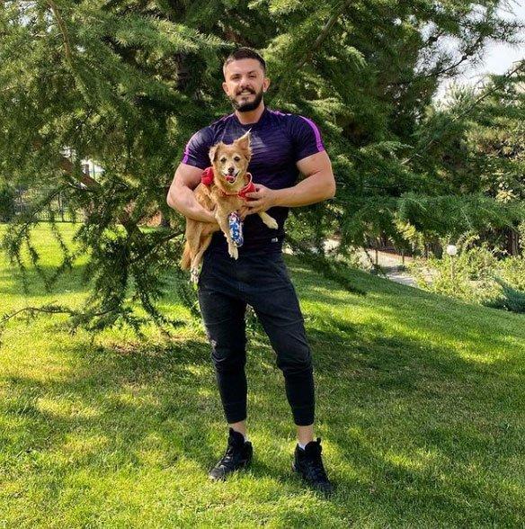 بهترین مربی بدنسازی در تهران (سیاوش انصاری)