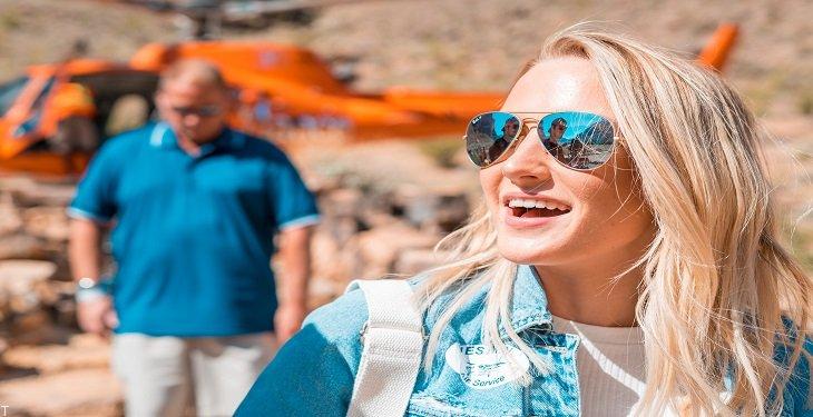 4 سبک عینک آفتابی که برای صورت های استخوانی مناسب تر هستند