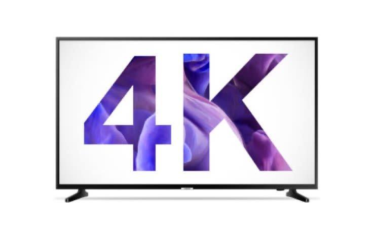 ارزانترین تلویزیون های 4k در بانه