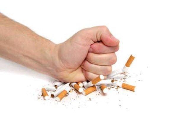 راه حل هایی برای ترک سیگار
