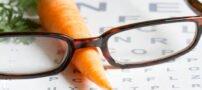 معرفی ۷ ویتامین مهم برای سلامت چشم