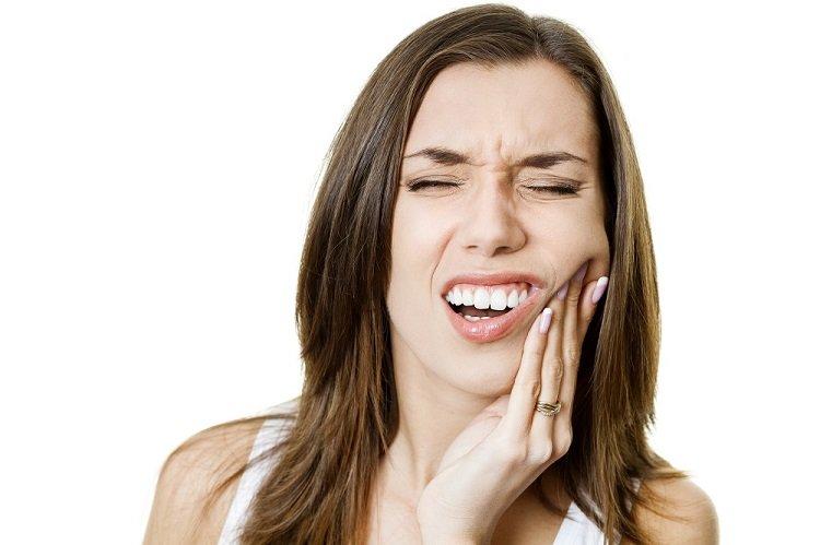 درمان درد دندان عقل به صورت خانگی
