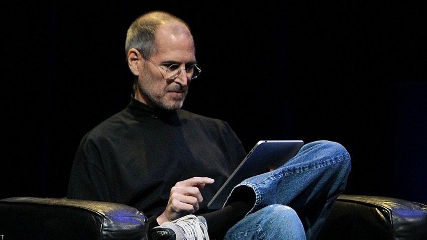 رمز موفقیت موسس اپل (استیو جابز)