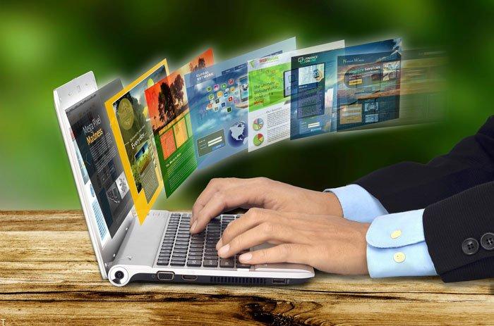 با بهره مندی از خدمات آنلاین در زمان صرفه جویی کنید