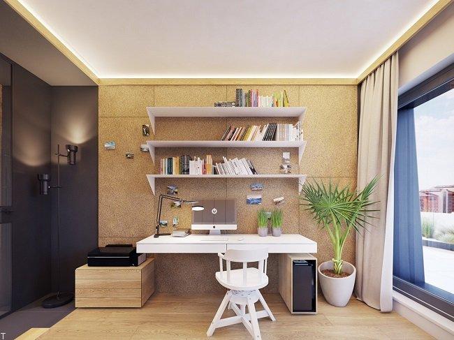 معجزه نور طبیعی در اتاق + تاثیرات مثبت نور طبیعی در اتاق کار