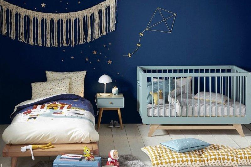 راهنمای جامع معرفی ابعاد استاندارد انواع تخت نوزاد نوجوان و یکنفره