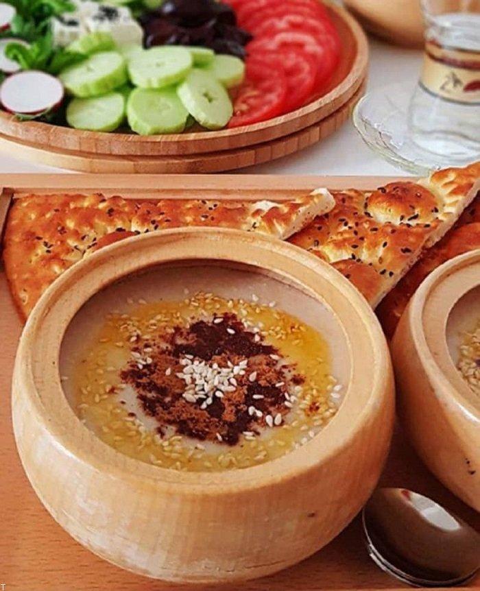غذاهای محلی اراک که هوش را از سر میبرد