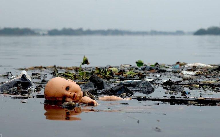 تاثیر فاضلاب بر محیط زیست
