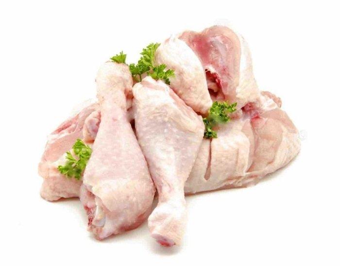 شستشو و طبخ صحیح مرغ