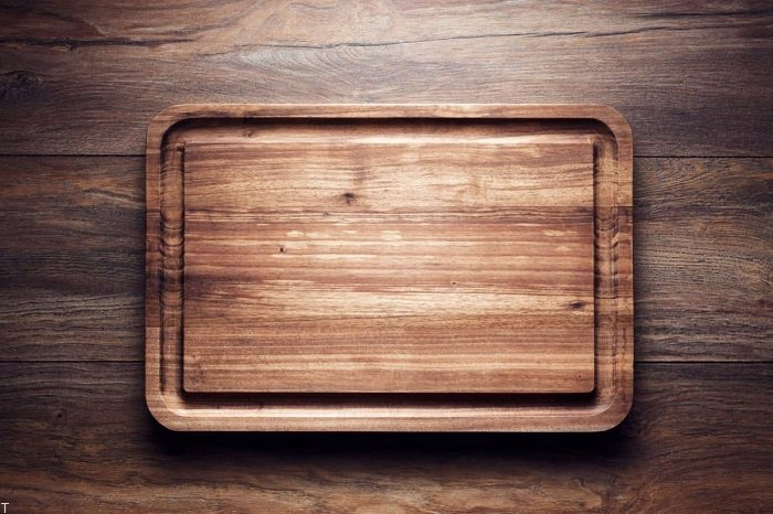 آشنایی با انواع تخته های آشپزخانه