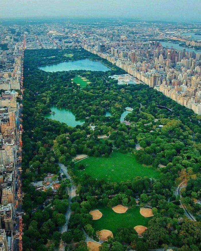 خاص ترین پارک های دنیا (عکس)
