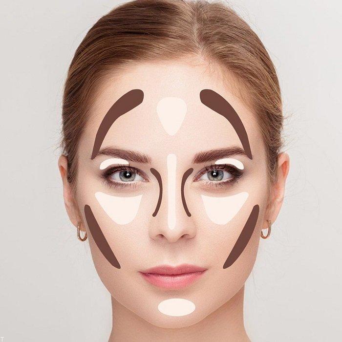 روش های خاص ارایشگران حرفه ای برای باریک نشان دادن بینی