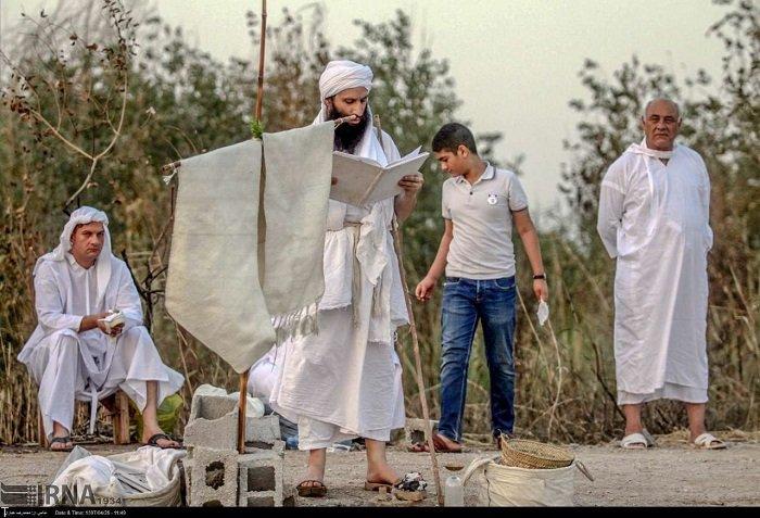آداب و رسوم مردم اهواز (عکس)