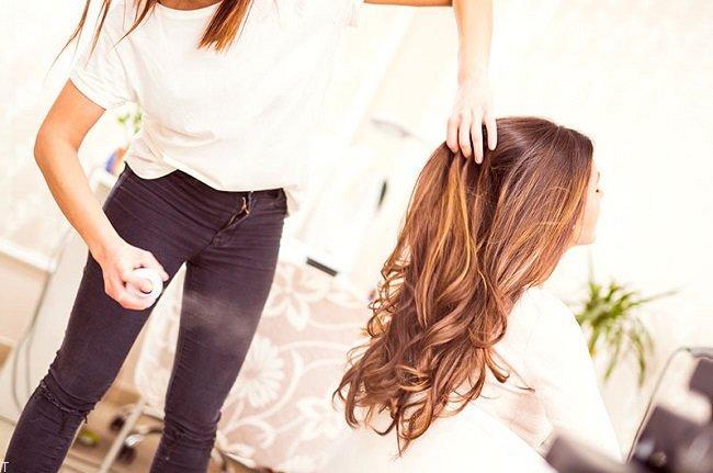 حالت دادن موها بدون استفاده از حرارت