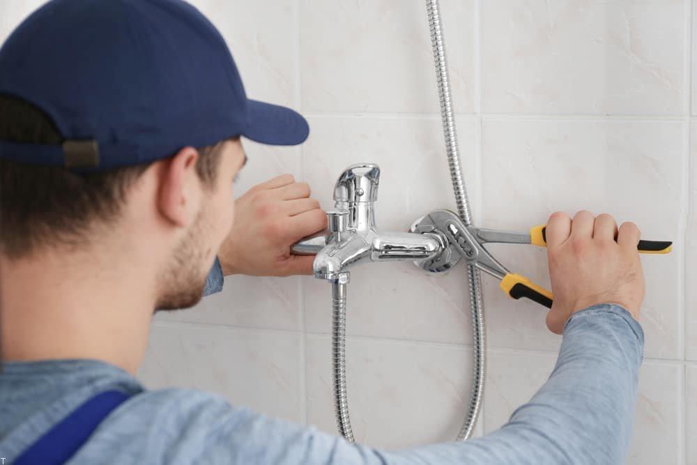آموزش تعمیر شیرآلات حمام