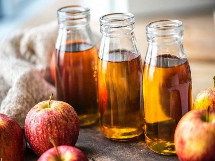 خواص سرکه سیب و کاربرد های آن