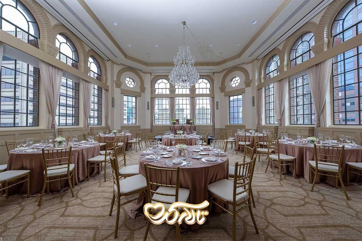 از ازدواج سنتی تا ازدواج امروزی در تالار پذیرایی و باغ تالار